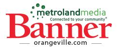 Orangeville Banner